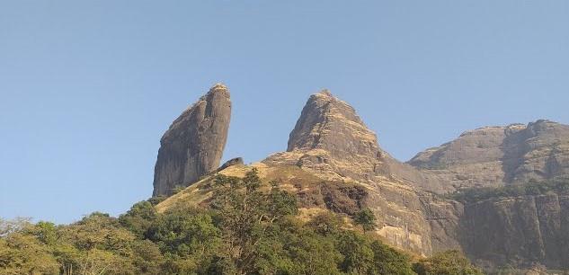 Bhairavgad | trekcommunity.in